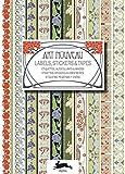 Art Nouveau: Label & Sticker Book (Label & Sticker Books)