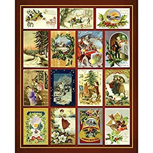 Amazon Com Bits And Pieces 500 Piece Jigsaw Puzzle For Adults Christmas Greetings