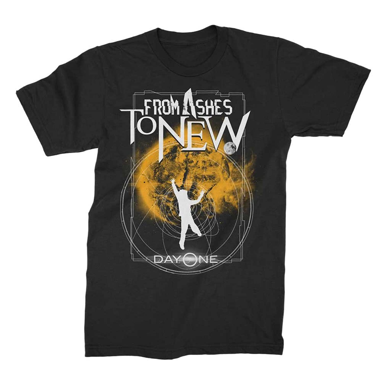 From Ashes To New - Mens Kid In Space T-Shirt