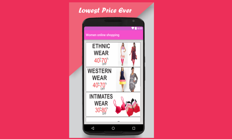 Amazon.com  Women Online Shopping App  Appstore for Android 76d03f145f