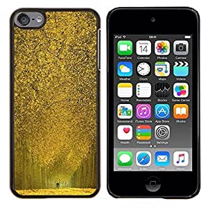 LECELL--Funda protectora / Cubierta / Piel For Apple iPod Touch 6 6th Touch6 -- Nubes coloridas --