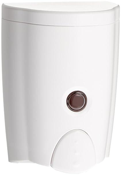 Diaqua 45130100 Smart expendedor de jabón dispensador de jabón líquido, Blanco