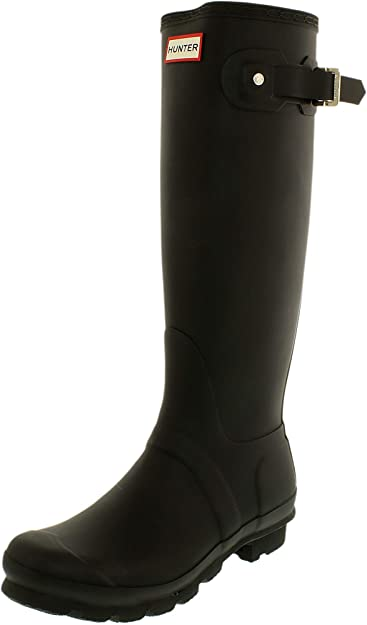 9cfa160407b Amazon.com   Hunter Women's Original Tall Rain Boots   Rain Footwear