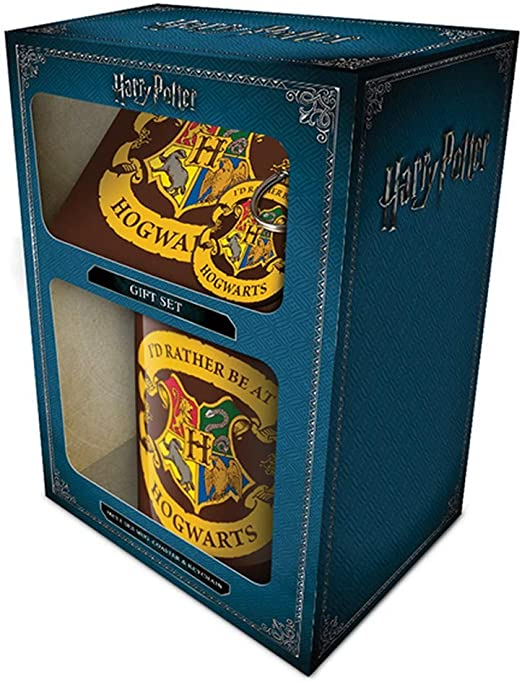 Harry Potter - Caja Regalo Rather Be At Hogwarts: Amazon.es: Hogar
