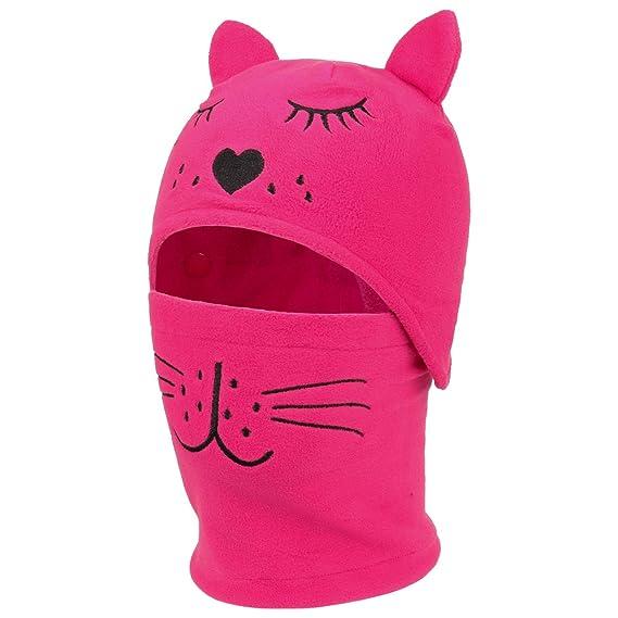 52e15bbf2ec4 Chapeaushop Bonnet pour Enfant et Echarpe Tube Catty l hiver Echarpe  (Taille Unique -