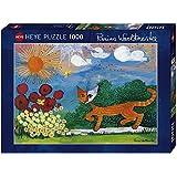 Heye 29448 - Standard Puzzles 1000 Teile Daisies, Rosina Wachtmeister