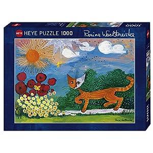 Heye 29448 Daisies Rosina Wachtmeister Puzzle 1000 Pezzi