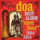 Doa - Doa Best Album Open_Door 2004 2014 (2CDS+DVD) [Japan LTD CD] GZCA-5262