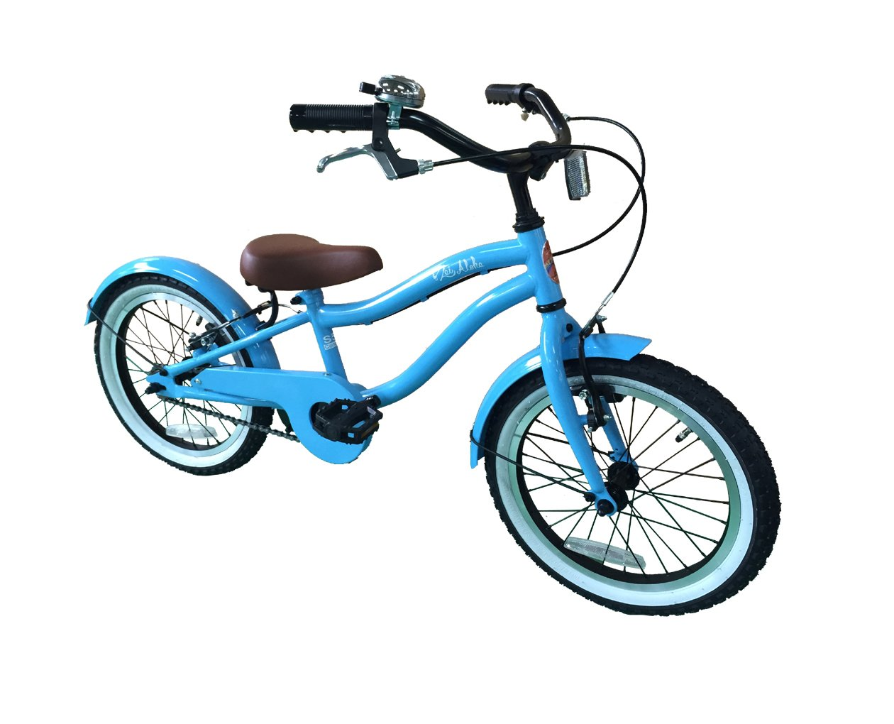 LeiAloha ~ レイアロハ ~ 16インチ BL <完成品> + 今なら自転車カバープレゼント! 【オリジナルブランド限定モデル】 B072DWCCCX