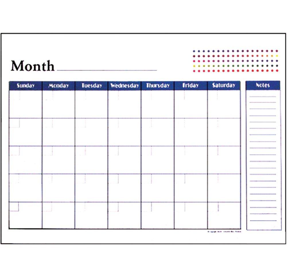 Weekly Desk Pad Calendar Hostgarcia