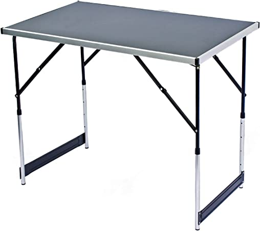 Table d'appoint Table marché multifonction pliante tapisser Table Table à de GoodsGadgets Table de polyvalente Table camping PTZwOkXui