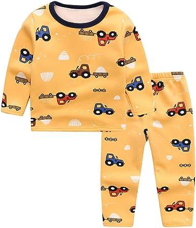 URMOSTIN Conjunto de Pijama para Bebés, Pijama de Navidad ...