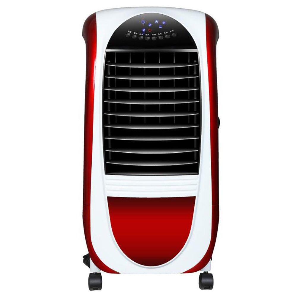 【オープニング 大放出セール】 ZR- シングル冷凍空調ファン家庭用冷却ファン\クーラーエアコンリモコン空調ファン80W : (色 : (色 Red) ZR- Red B07FNC888P, あたり前田のクラッカー:cbeb3f5f --- ballyshannonshow.com