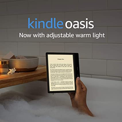 Amazon.com: Kindle Oasis – Now with adjustable warm light – Ad-Supported: Kindle Store