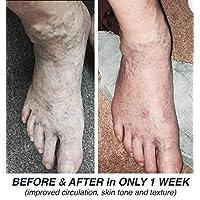 Desintoxicación con cuerpo o pies de Jadience: ayuda a mejorar la función interna del órgano para extraer naturalmente toxinas del cuerpo, 16 oz