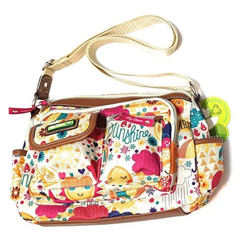 Lily Spring Showers Shoulder Hobo Bloom Handbag Libby xwpZqzxv