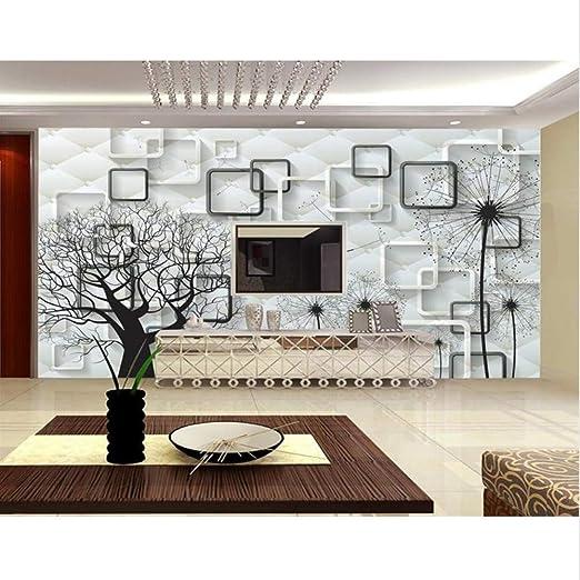 Guyuell Papel Tapiz 3D De La Habitación Foto Personalizada Papel ...