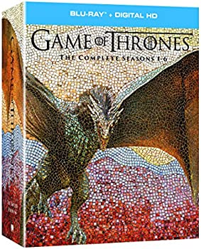 Game of Thrones: The Complete Seasons 1-6 on Blu-ray