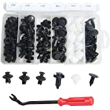 Clip automotive Furniture assembly Expansion Screws Kit with Removal tool Screwdriver for Vehicles