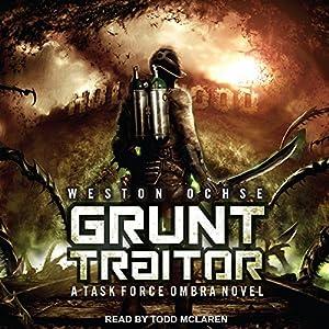 Grunt Traitor Audiobook