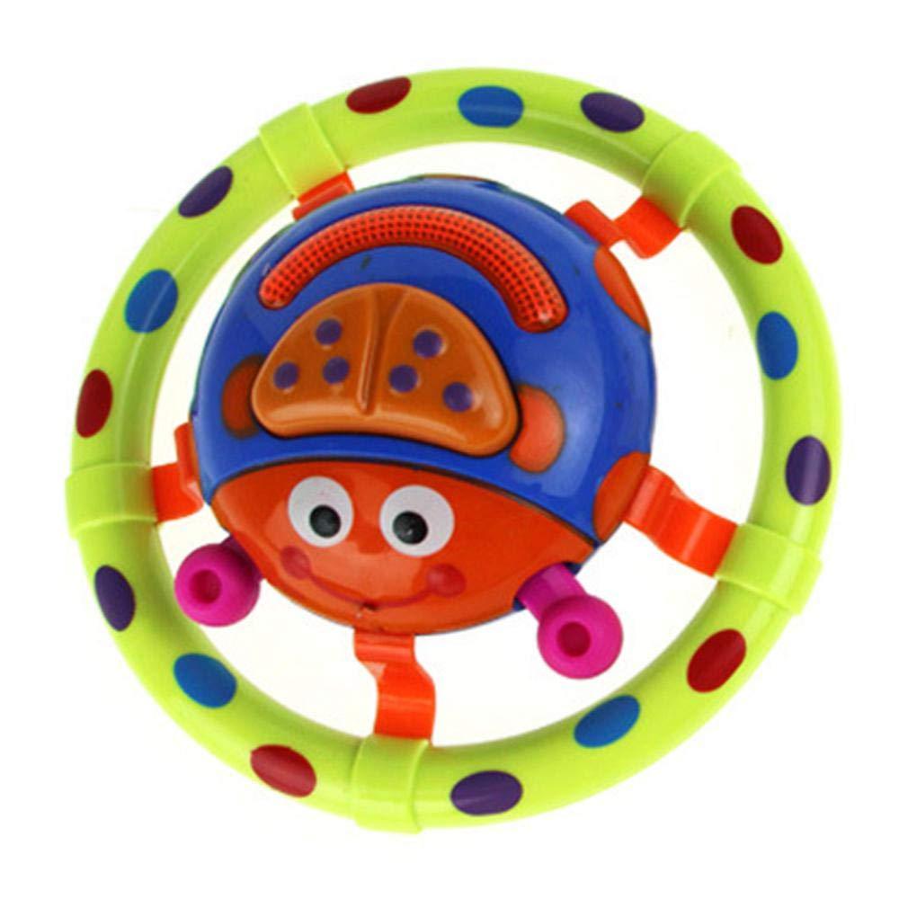 人気の春夏 FOONEE てんとう虫 FOONEE 赤ちゃん用ガラガラガラ ラトル グリーン 歯固めのおもちゃ てんとう虫 早期学習教育玩具 楽しいボーカル 赤ちゃんの知能の発達 幼児と赤ちゃん用手掴みおもちゃ グリーン 6469586632823 グリーン B07KXR6DN1, セール 登場から人気沸騰:6c8f9b39 --- 4x4.lt