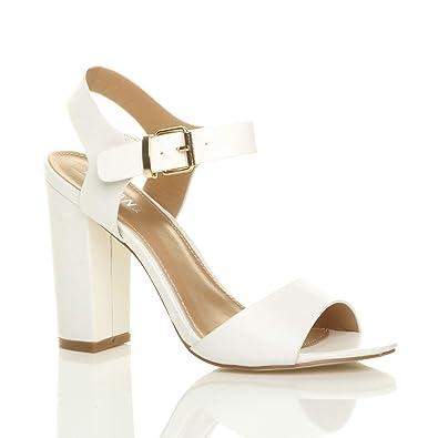 Chaussures Ajvani marron femme sPBamMI38k
