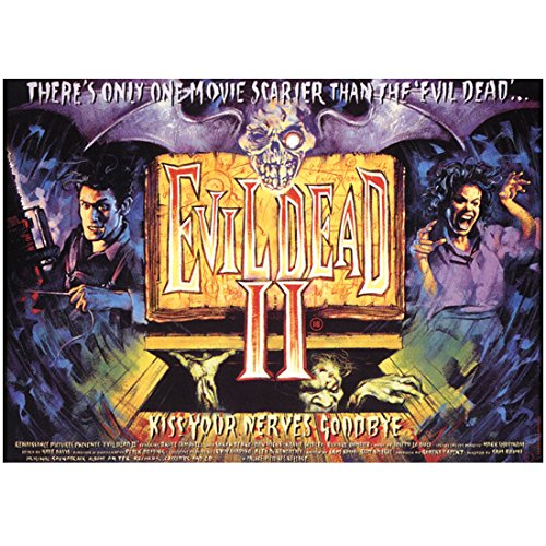 The Evil Dead II (1987) 8 Inch x 10 Inch Photo