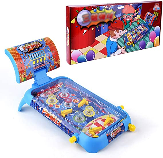 Toy Story Electronic Pinball Machine With Lights /& Sounds Ideal Gift For Kids