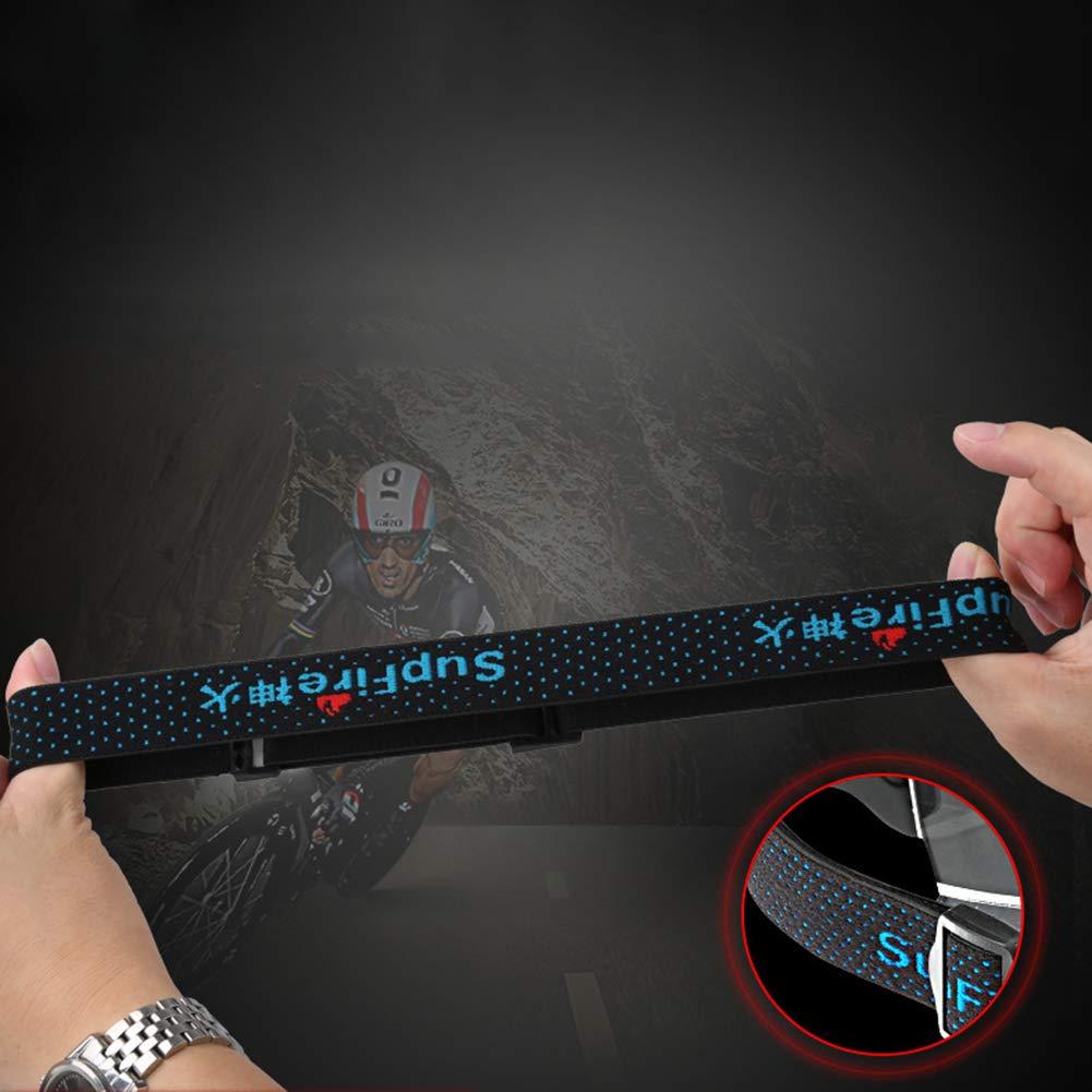 Linterna Frontal Recargable con Sensor de inducci/ón Dreamitpossible SupFire HL06 XPE-R5 700 LM, 4 Modos, para Acampar al Aire Libre