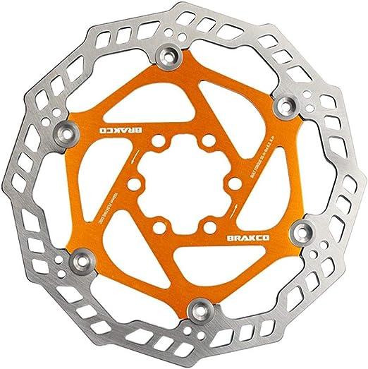 Los discos de freno moto 160mm Bicicleta de montaña Disco de freno ...