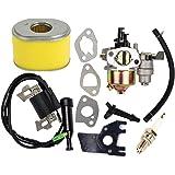HURI Pack of 3 Spark Plug F7TC Honda Generator Pump GX120 GX160 GX200 GX240 GX270 GX340 GX390 GX620 GXV160 Engine Replace BPR6ES