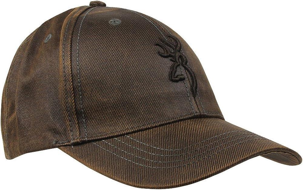 Browning Rhino Hide Gorra, Unisex Adulto, marrón, Talla Única ...
