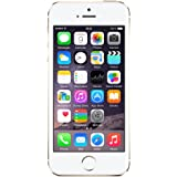 "Apple iPhone 5s 4"" Single SIM 4G 1GB 16GB 1570mAh Gold - Smartphones (10.2 cm (4""), 16 GB, 8 MP, iOS, 7, Gold)"