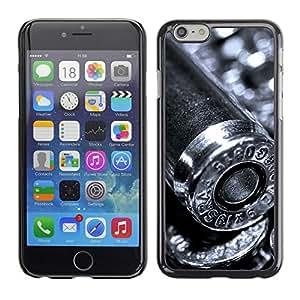 Paccase / SLIM PC / Aliminium Casa Carcasa Funda Case Cover - Bullet - Apple Iphone 6