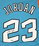 Michael Jordan Chicago Bulls Signed Autographed 1996 All Star Blue #23 Jersey