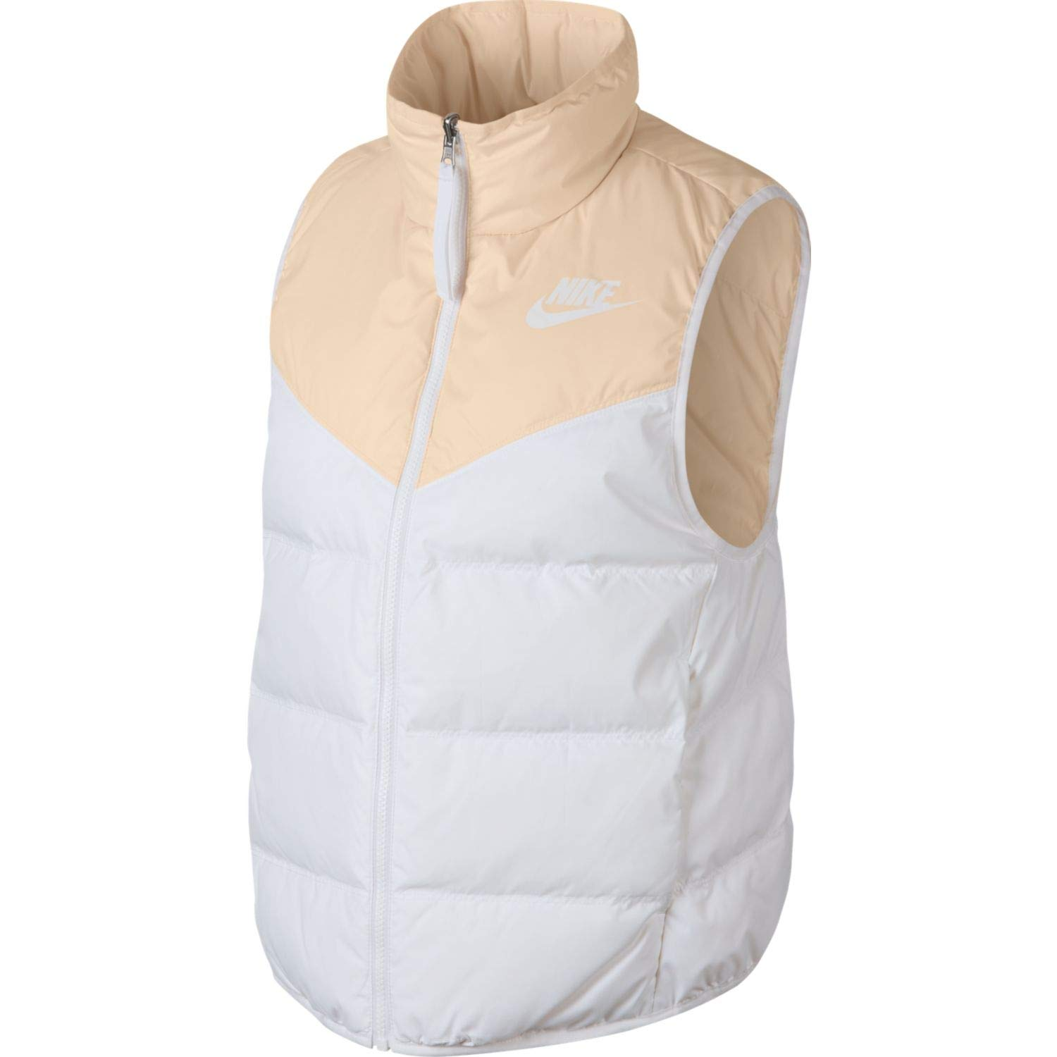 bf309535516 Nike Womens Down Filled Reversible Vest at Amazon Women's Coats Shop