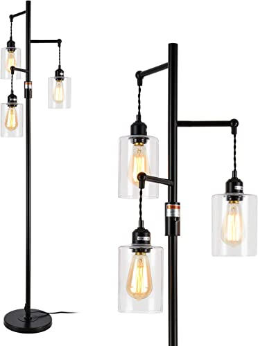 Airposta Industrial Floor Lamp