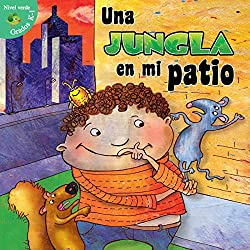 Image of the product Una jungla en mi patio: that is listed on the catalogue brand of Brand: Rourke Publishing.