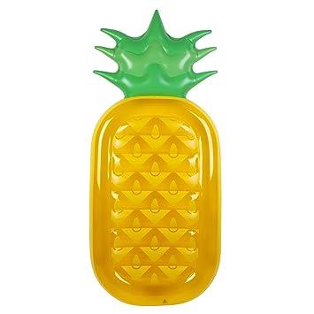 Sunny Life Flotador Hinchable Piña, Color Amarillo (S8LLIEPI): Amazon.es: Juguetes y juegos