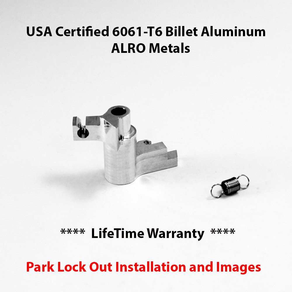 Park Lock Out Pink Thingy Replacement Charger, Magnum, 300, Pacifica Spring Included