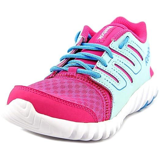 Reebok Twistform Youth US 11 Pink Running Shoe