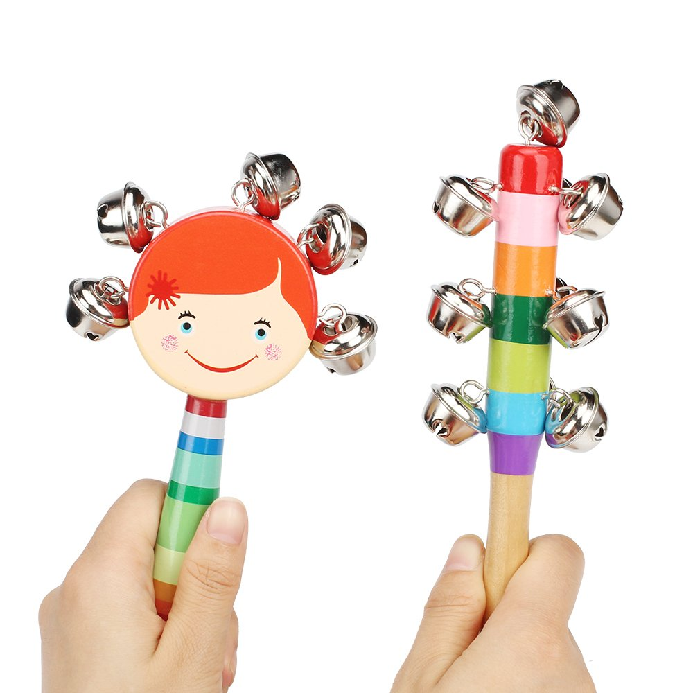 LOHOME Kids Musical Instruments Little Music Kit for Preschool and Toddler