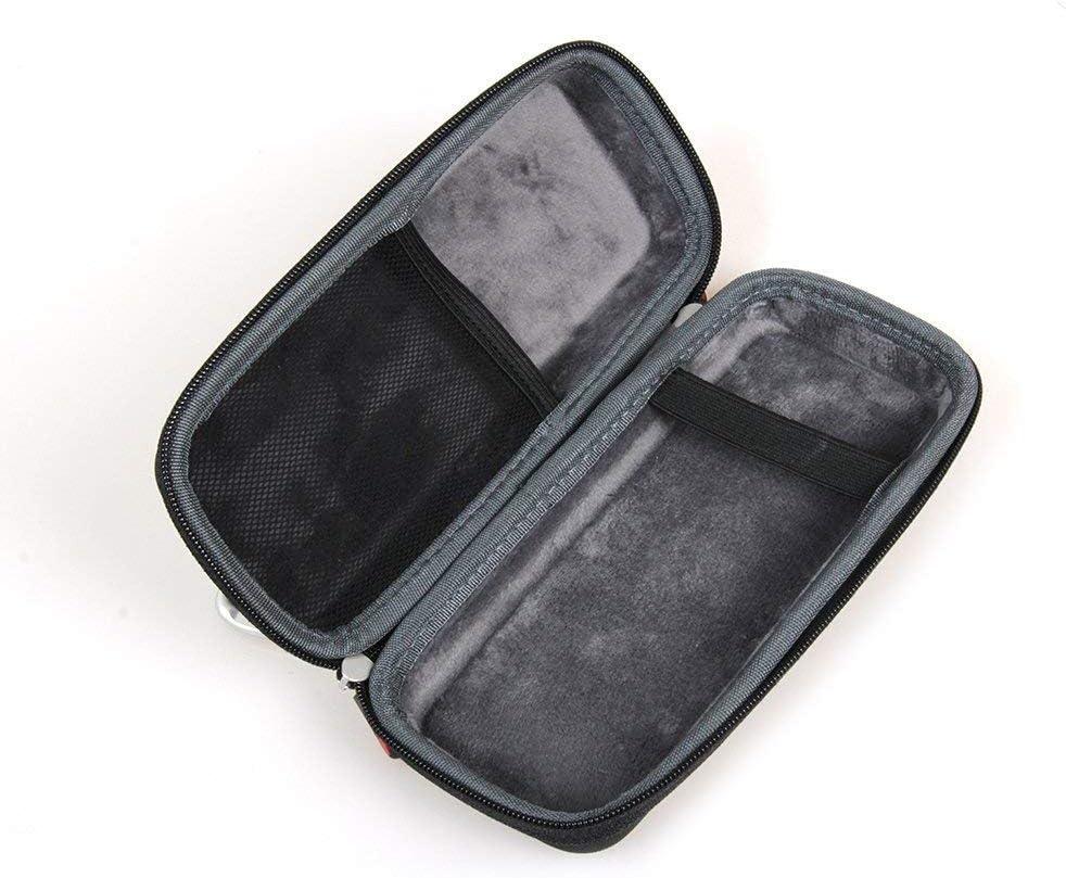 Hermitshell Hard EVA Travel Case fits Portable Charger Anker PowerCore 20100mAh//15600 mAh External Battery Pack