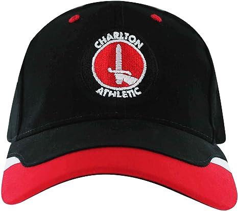 Gorra de béisbol Charlton Athletic CAFC con Escudo de fútbol (100 ...