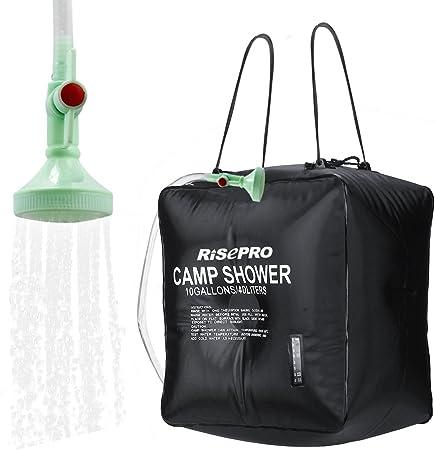 RISEPRO Solar Shower