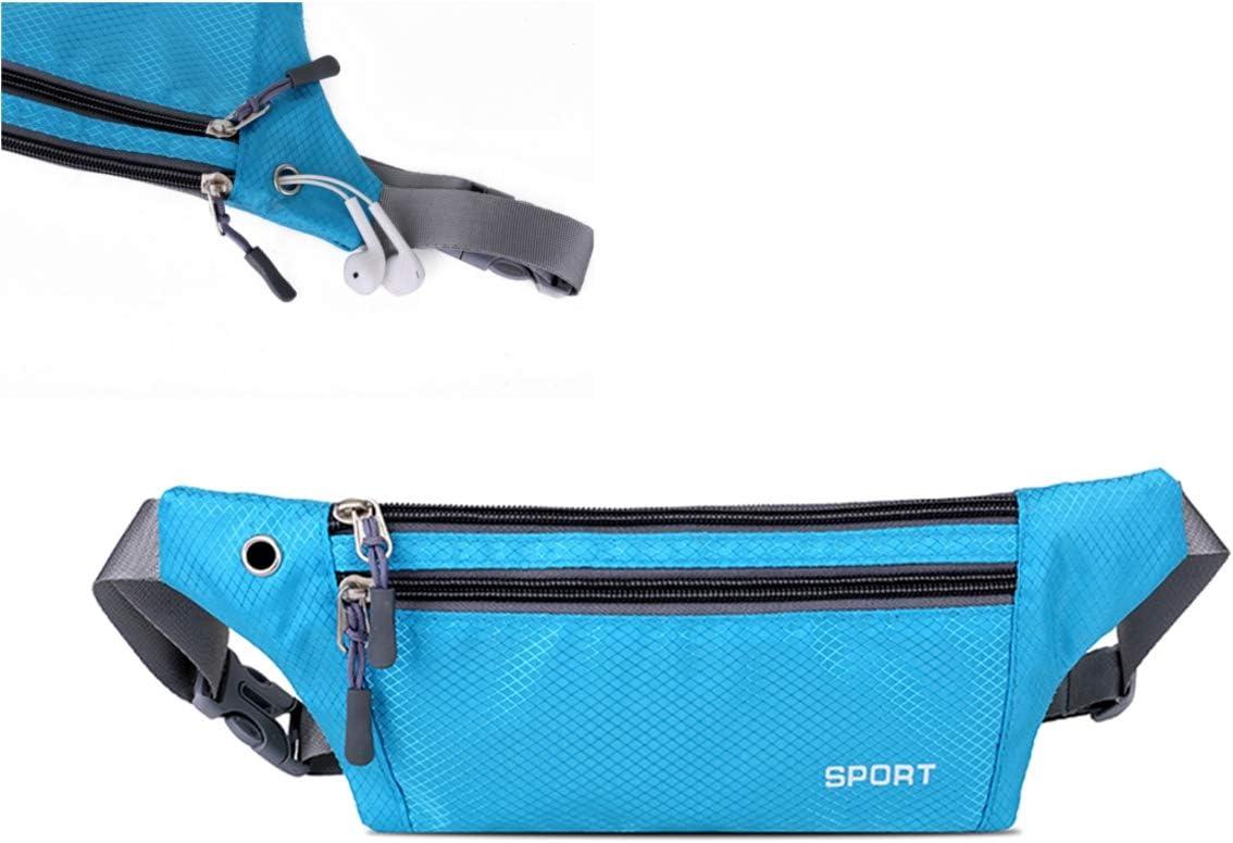 Details about  /Outdoor Running Waterproof Pouch Travel Hiking Adjustable Sport Money Waist S/_ec