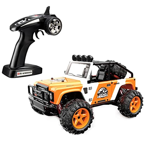 Amazon Com Fstgo Rc Cars Off Road Remote Control Monster Truck 1 22
