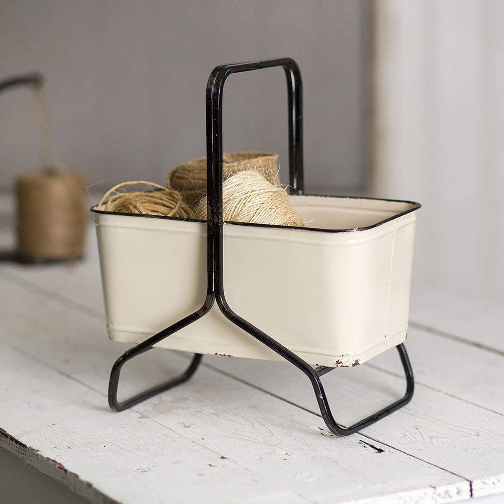 CTW Home Collection Metal Carrier 430046