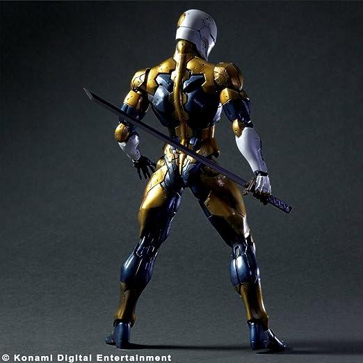 Square-Enix - Metal Gear Solid Play Arts Kai Vol. 5 figurine ...