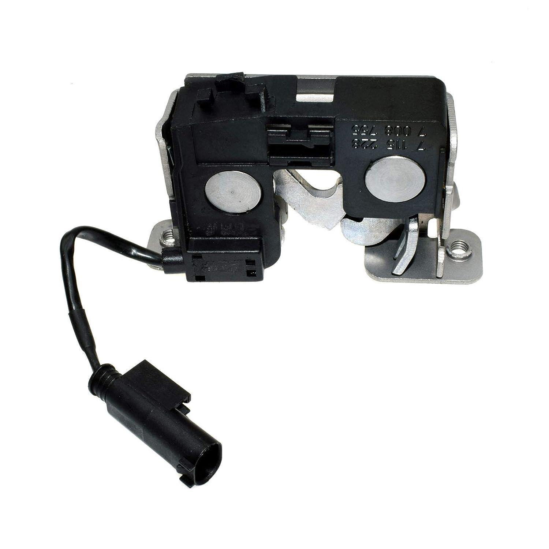 51237008755 Lower Hood Lock Lid Latch For BMW E82 328i 335i E92 E93 E60 X1 X3